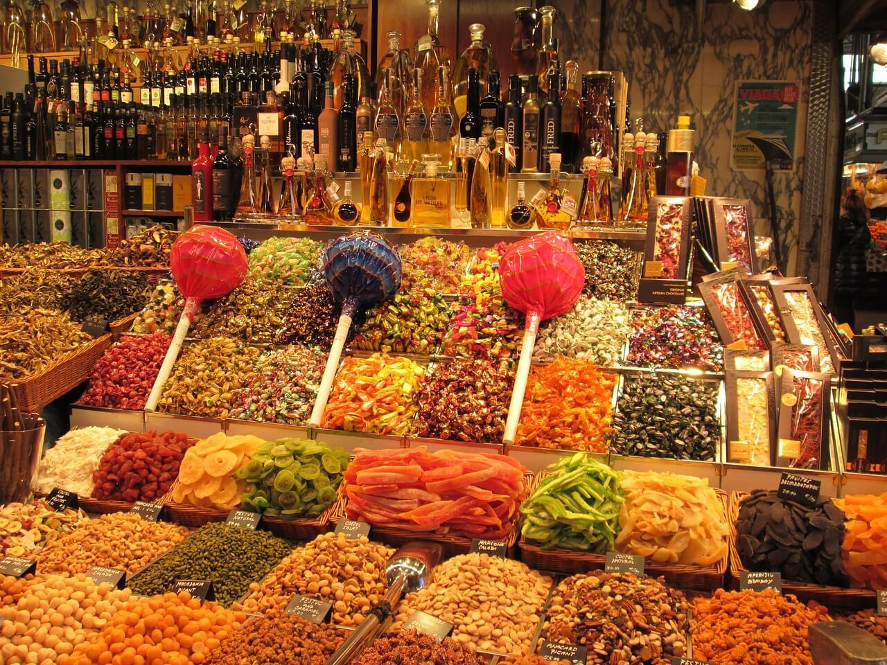 Markets - Things to do in Barrio Gotico, Barcelona