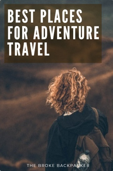 best places for adventure travel