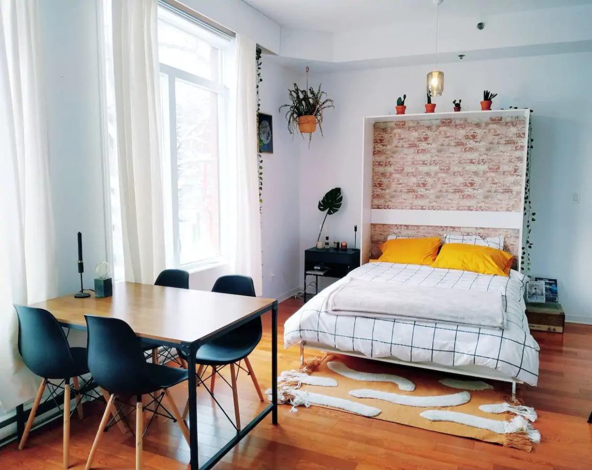 Bright and Cosy Loft Studio
