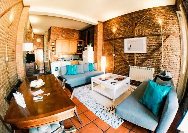 Centrally located with 3 beds, Madrid