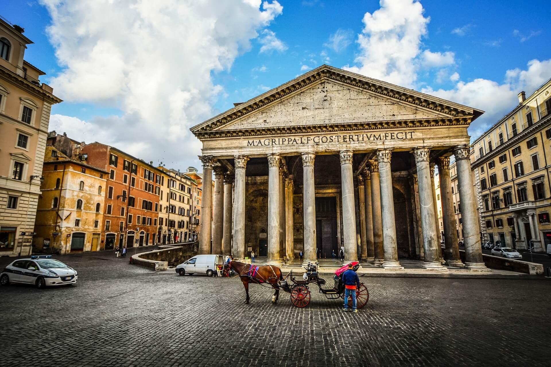 Centro Storico, Rome