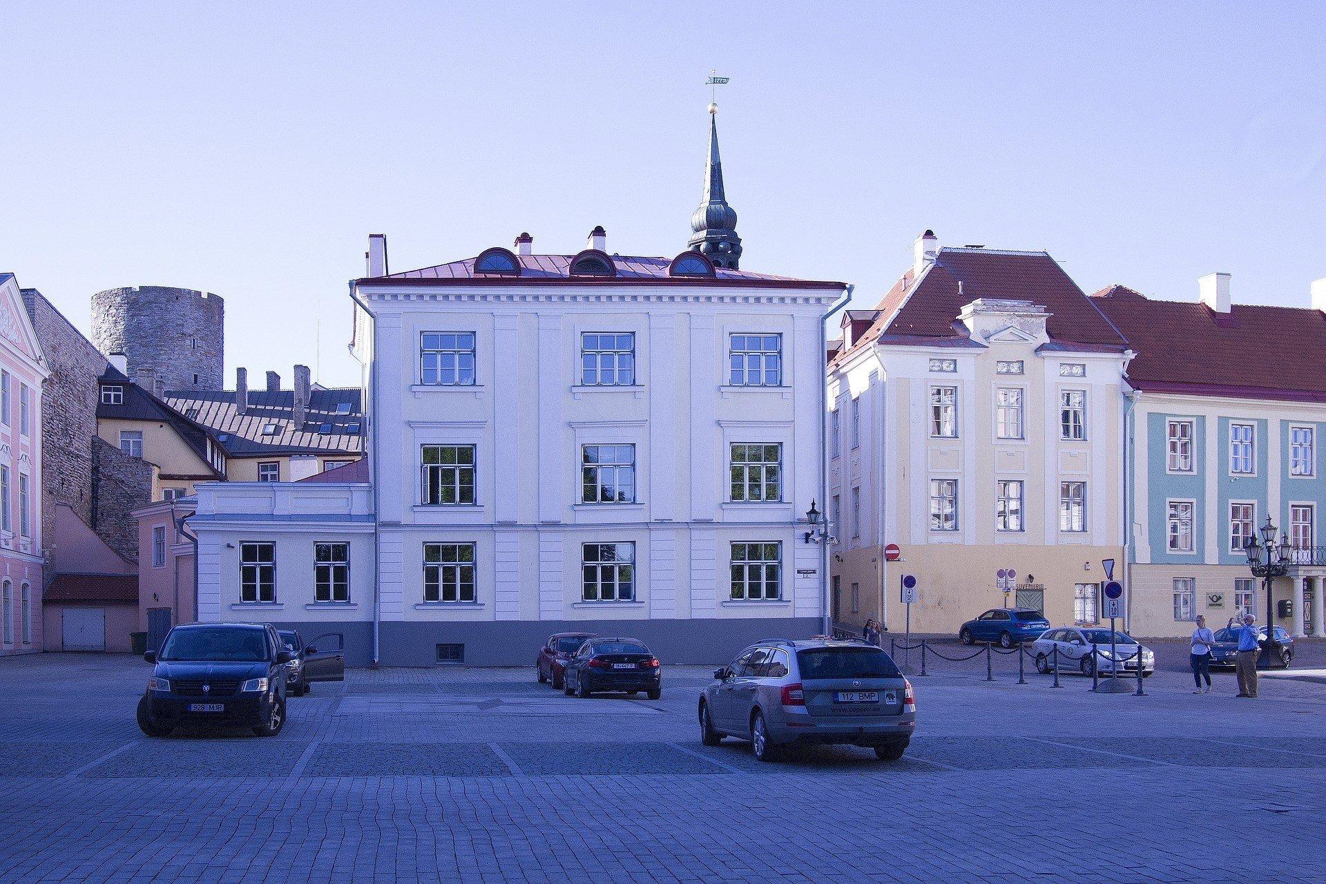 City Centre, Tallinn