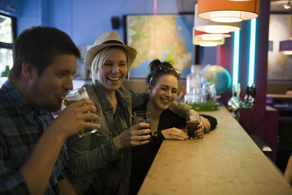 Copenhagen Downtown Hostel best party hostels in Europe