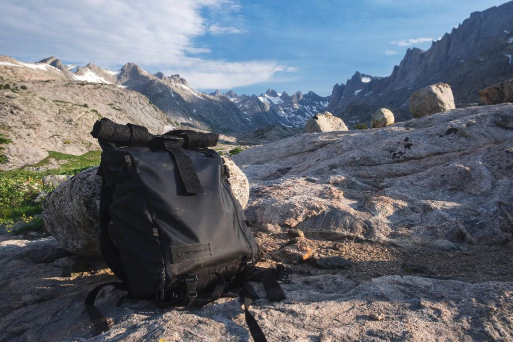 wndrd prvke 31 review in titcomb basin roaming ralph