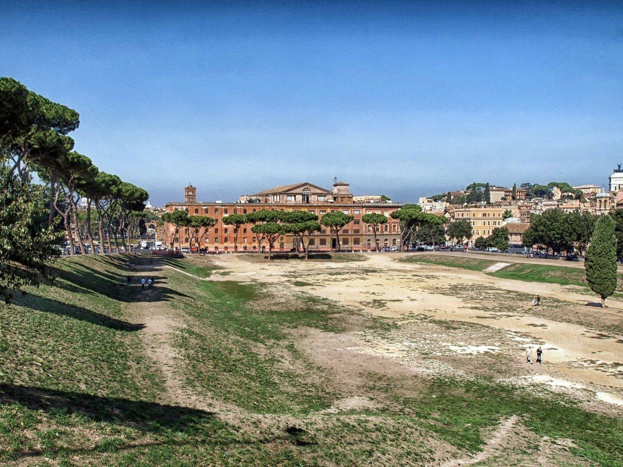 Esquilino - best neighborhood in Rome for budget travelers