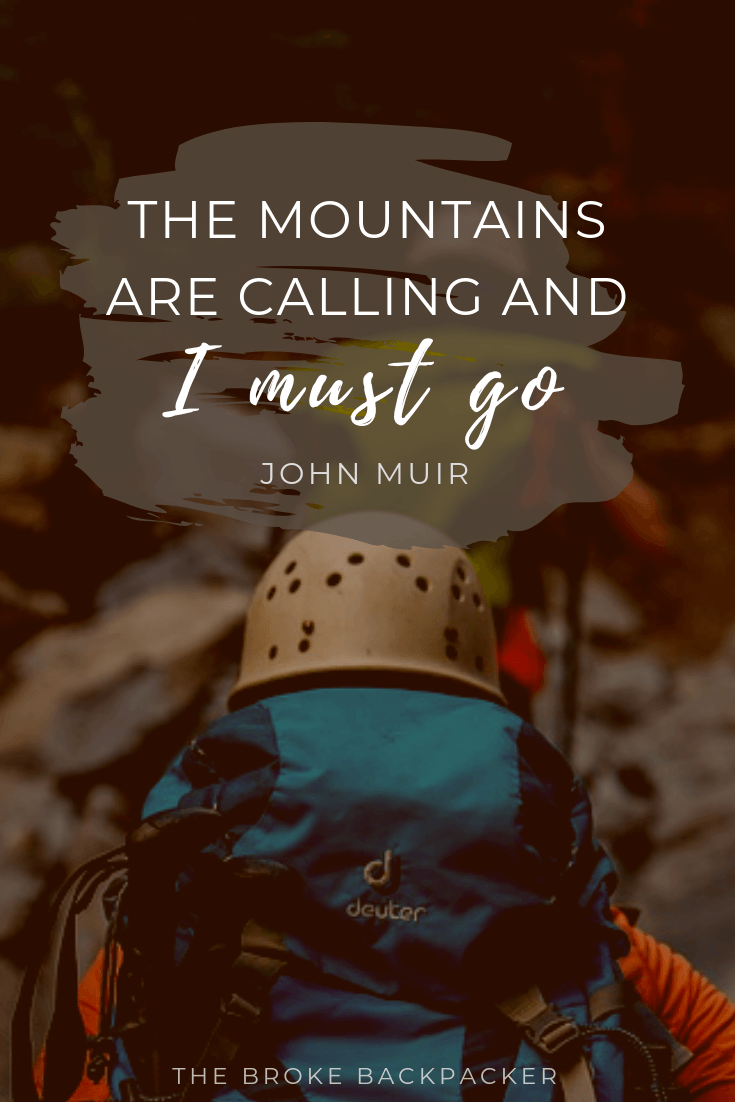 Mountain Quotes 1