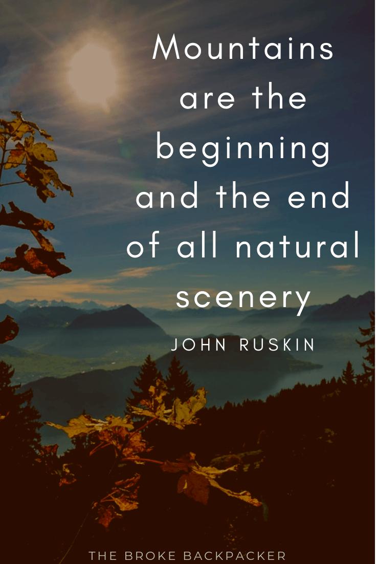 Mountain Quotes 10