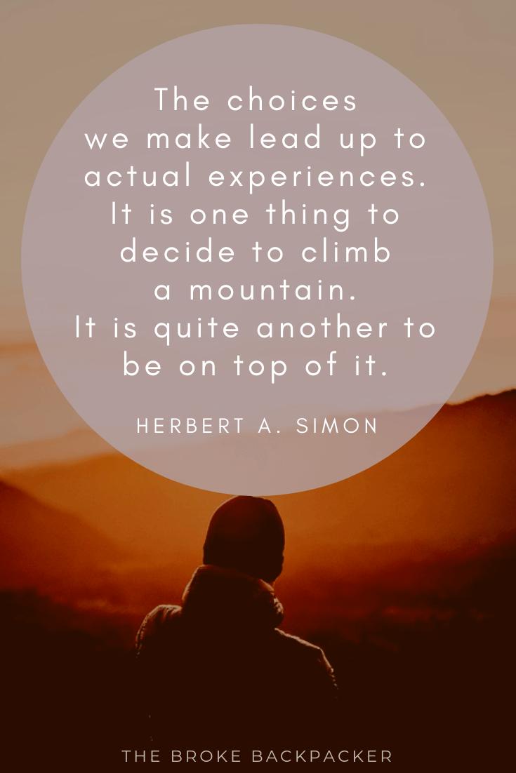 Mountain Quotes 3
