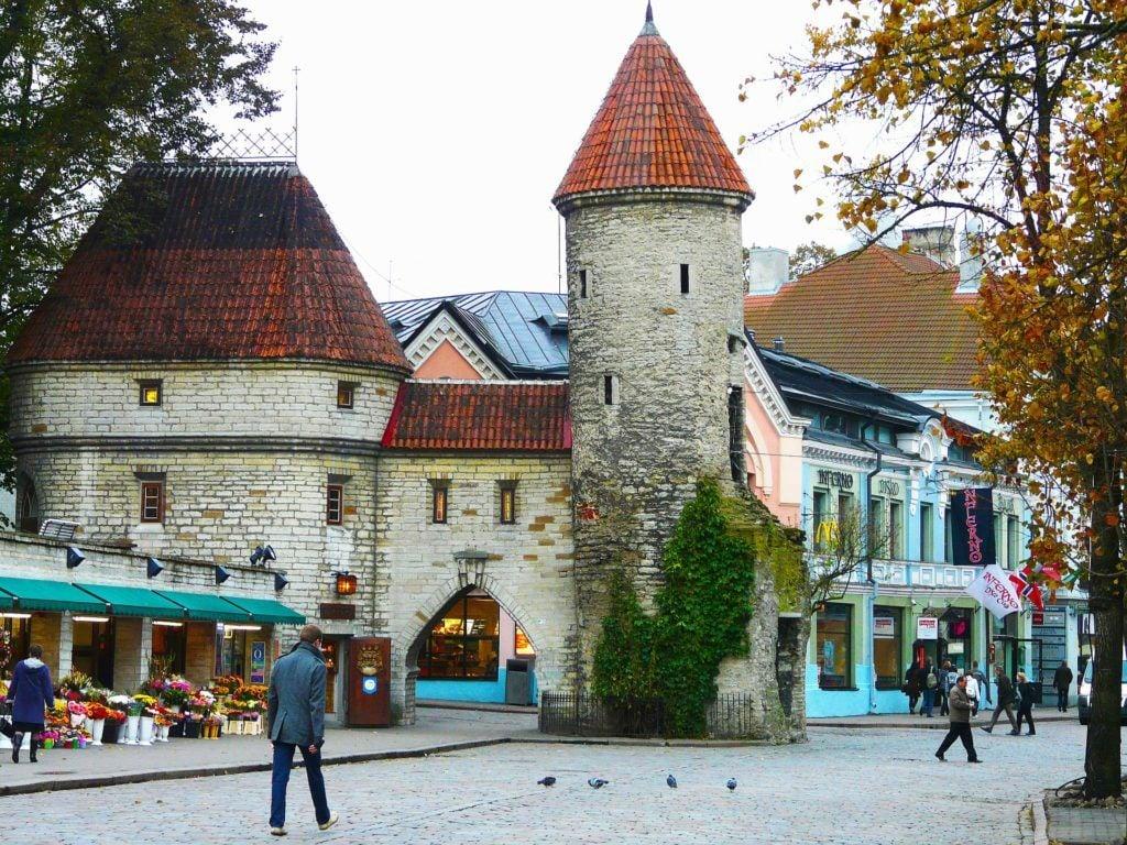 Best Cities in Europe - Talinn