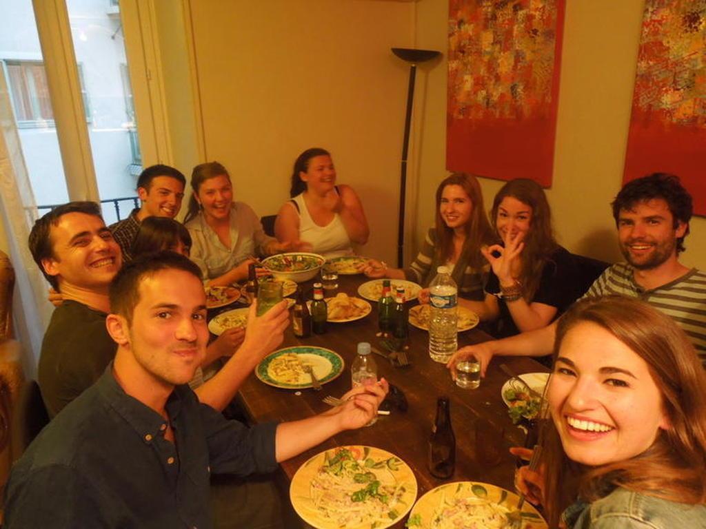 Open House Hostel best party hostels in Europe