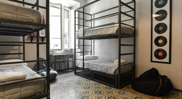 The-Yellow-Hostel-Rome-Italy-Backpackers-Bunk-Beds-Dorm-Shared-Room-Window_0