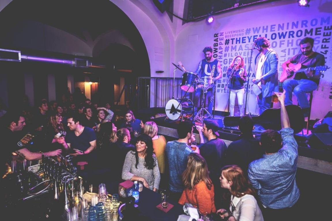 The Yellow best party hostels in Europe