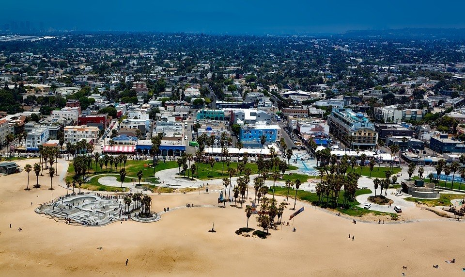 where to stay in Los Angeles? Venice Beach, Los Angeles
