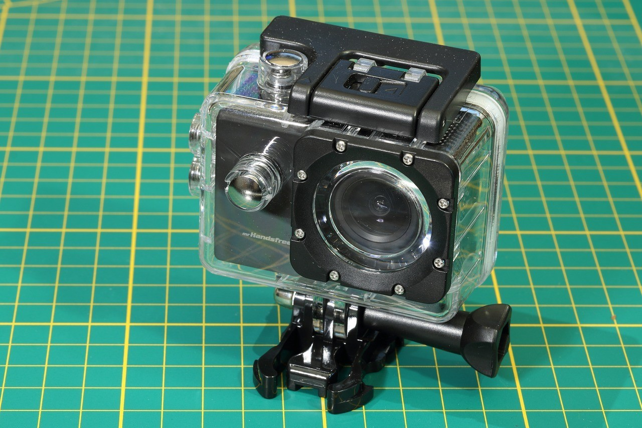 action camera waterproof housing