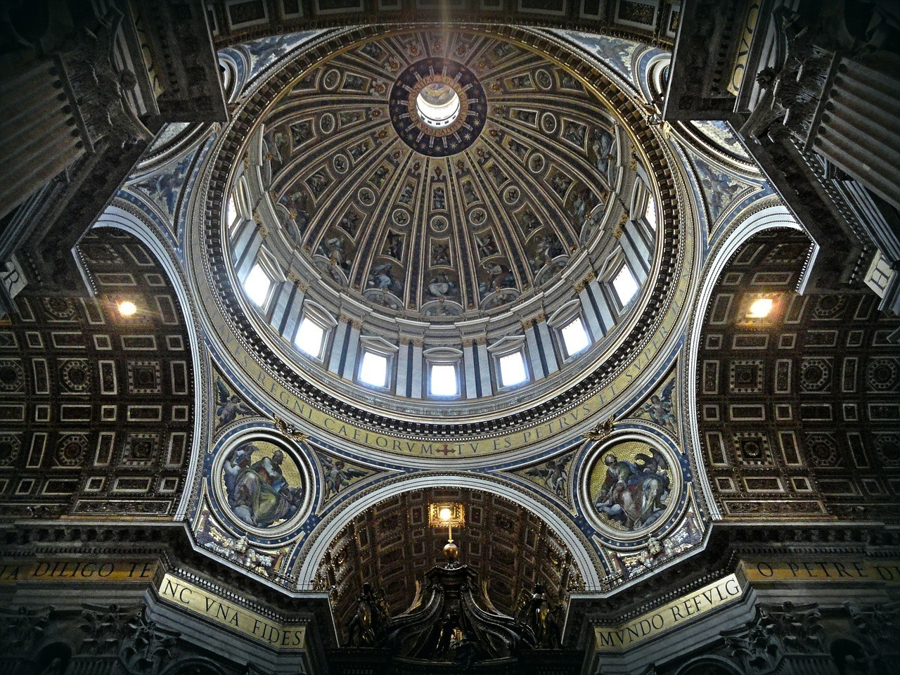 church-dome-rome