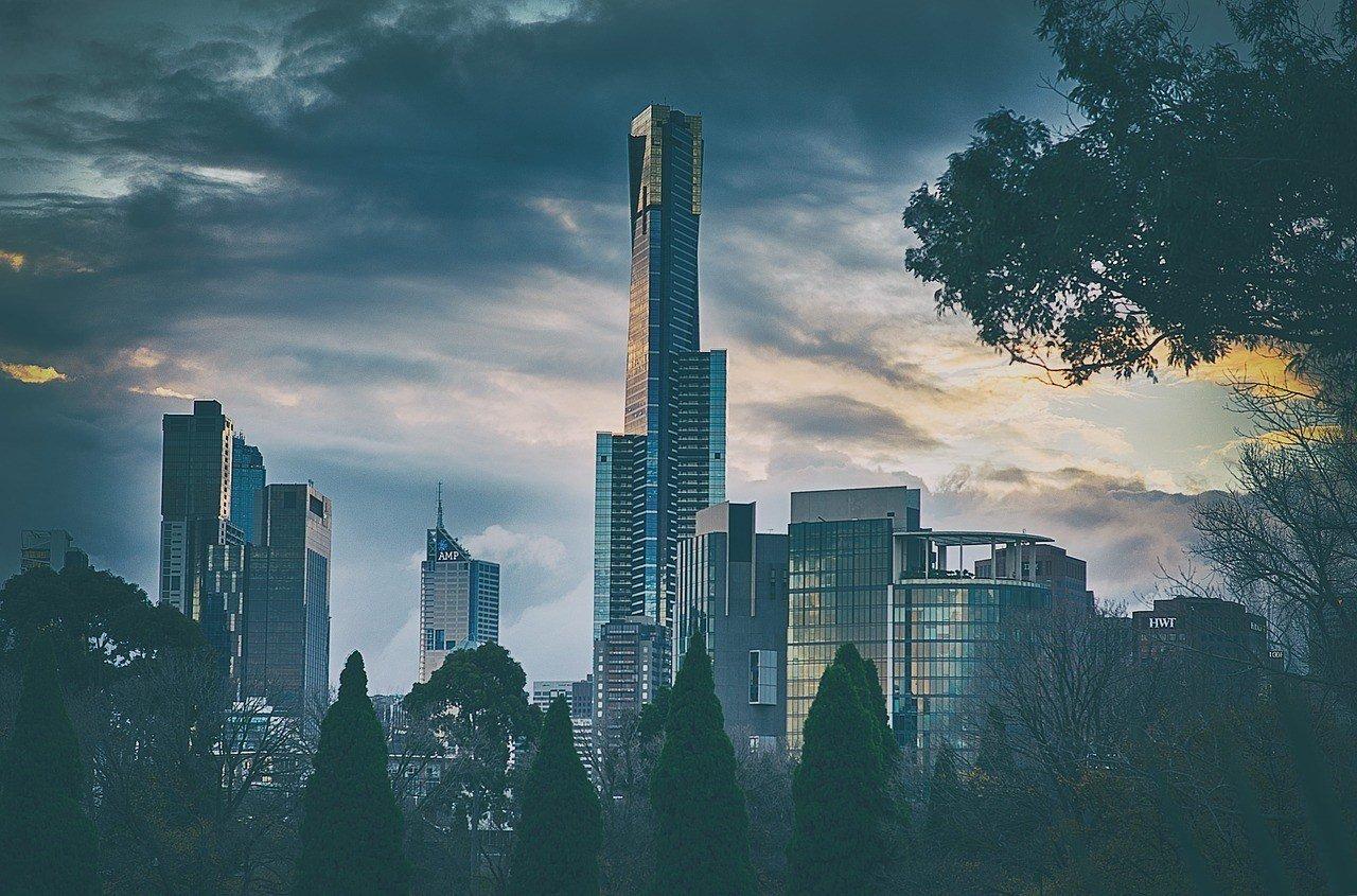 melbourne-skyline