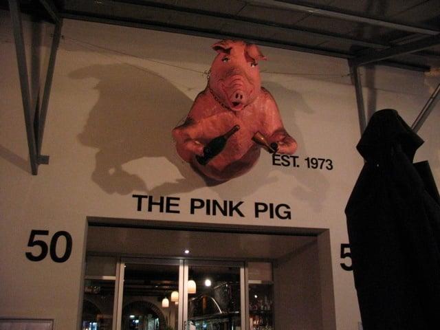 pink pig pub adelaide