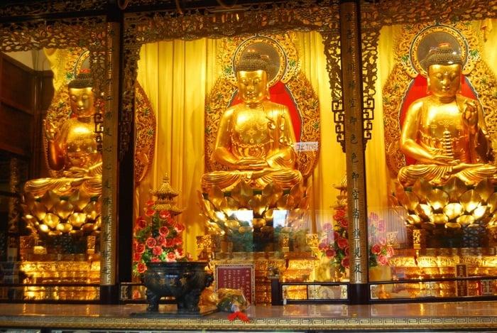 Hong Kong temples