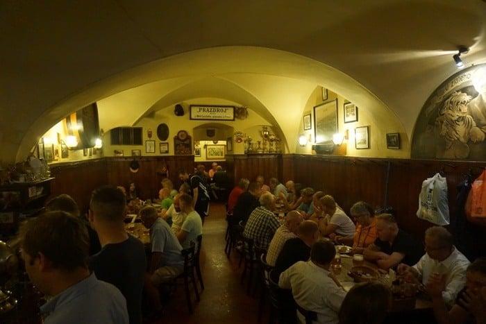 Prague Bars