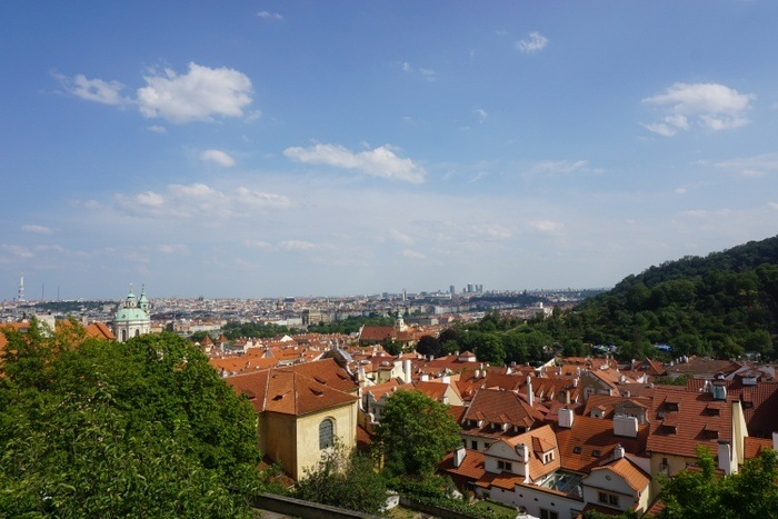 Prague Hiking