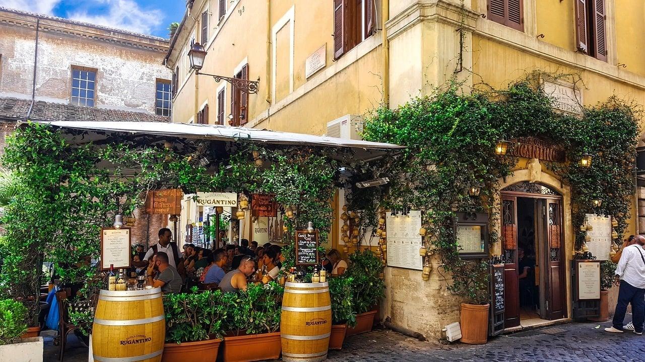trastevere-rome-cafe