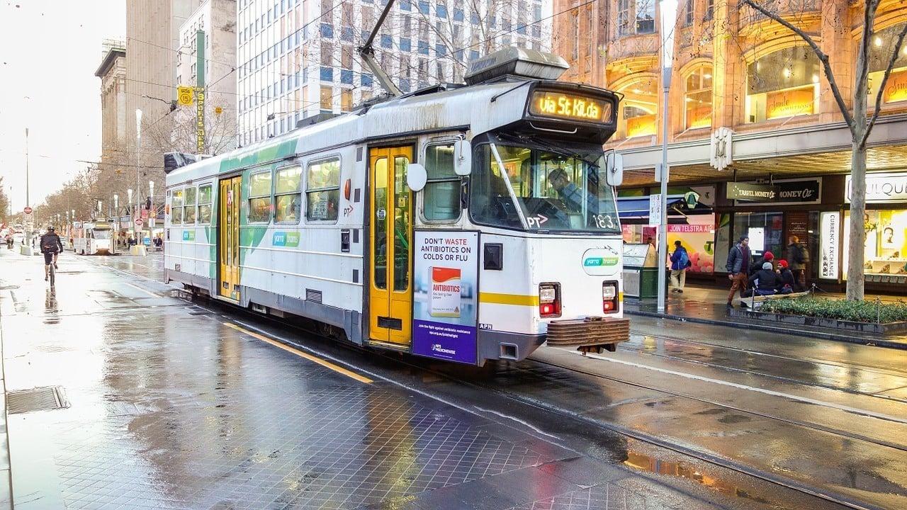 tram-melbourne