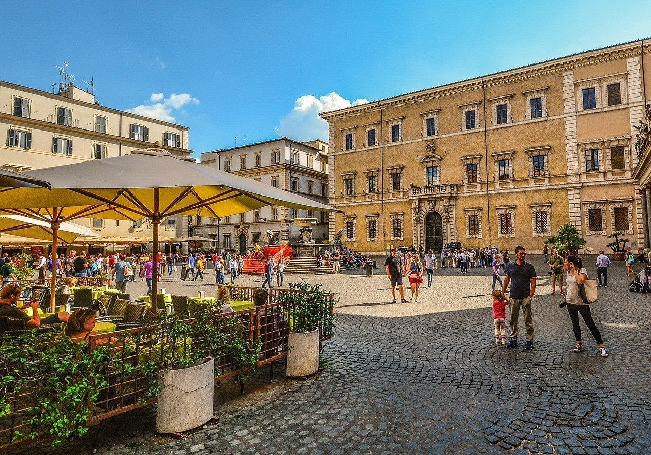 trastevere ttd Rome