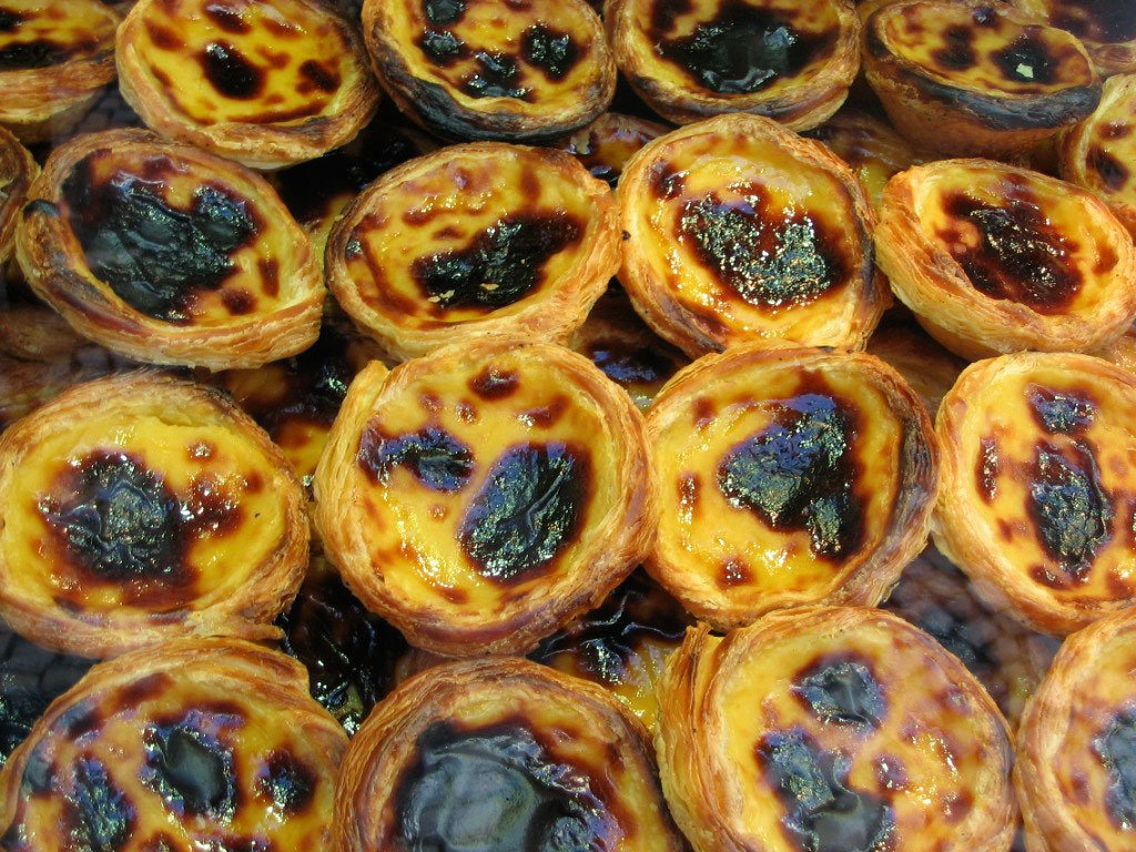 Best Pasteis de Nata in Portugal
