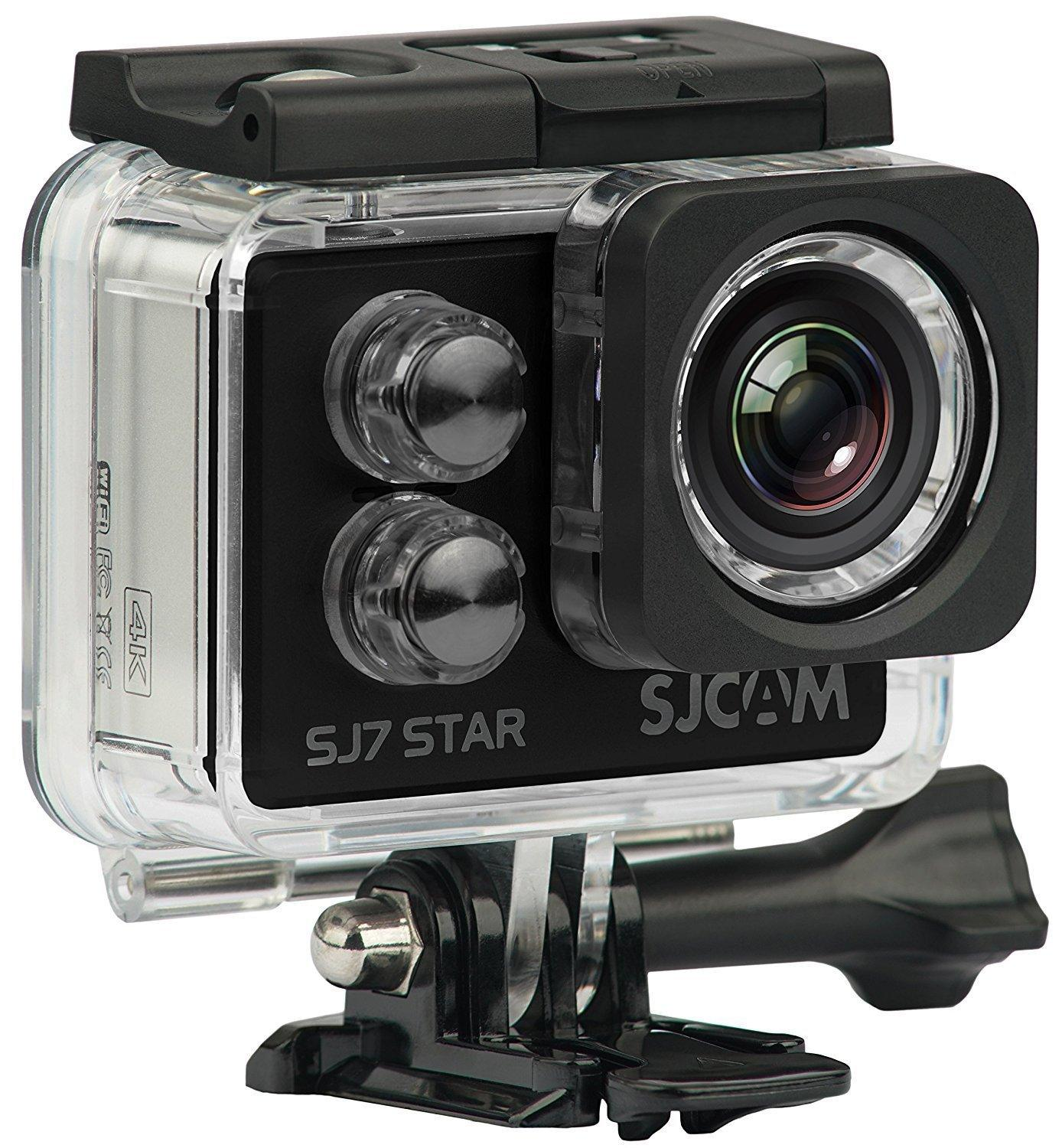 sjcam sj7 star best gopro alternative