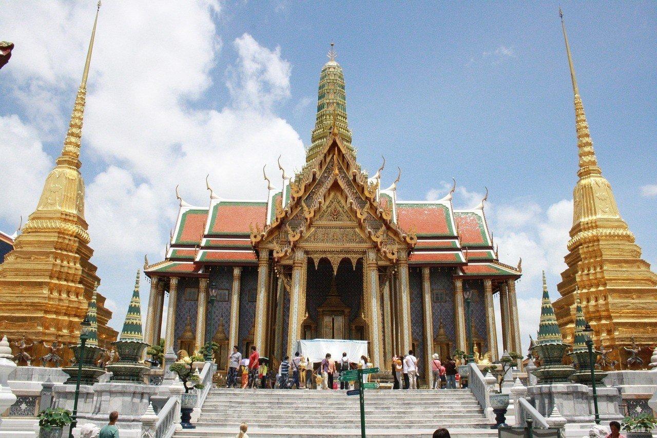 Banglamphu ttd Bangkok