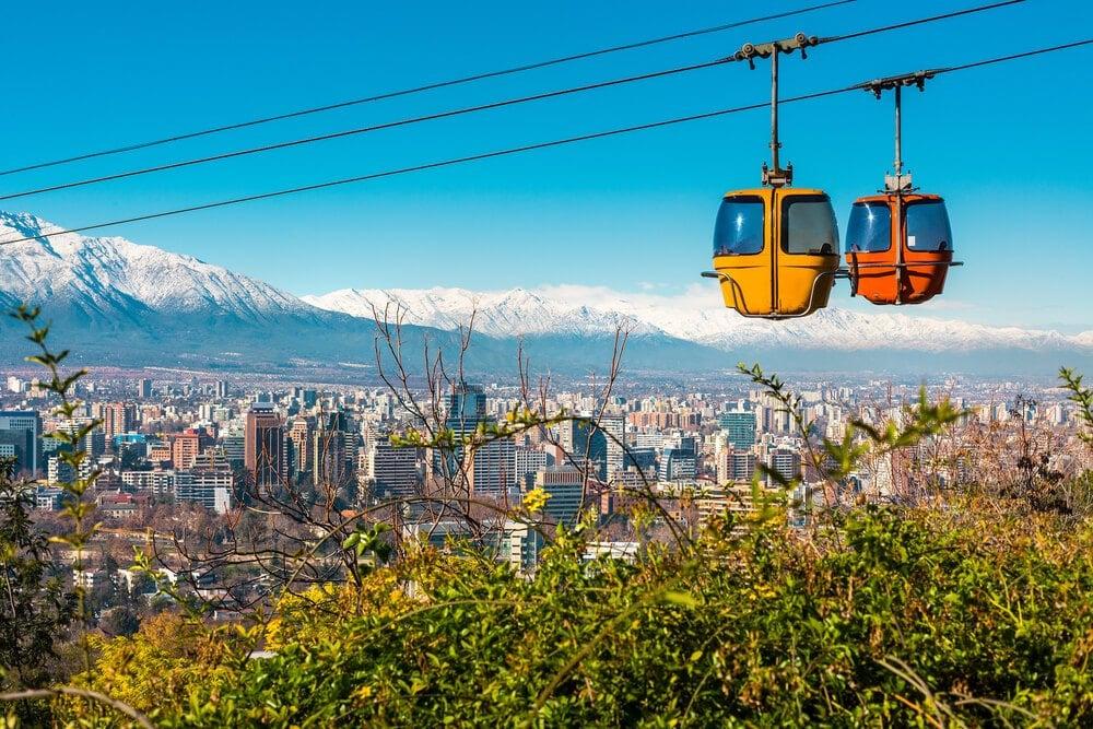 Bellavista ttd Santiago Chile