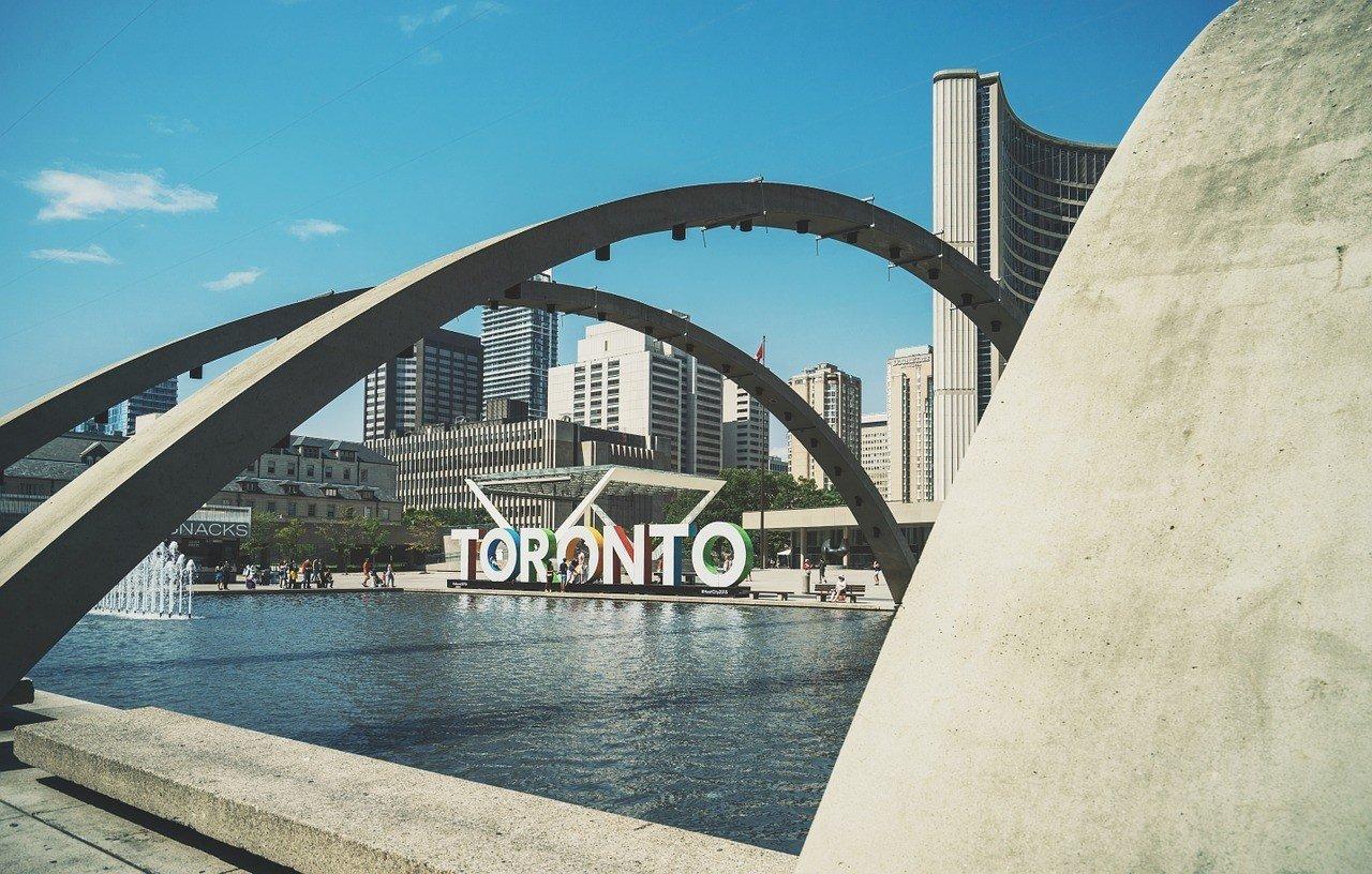 Downtown ttd Toronto