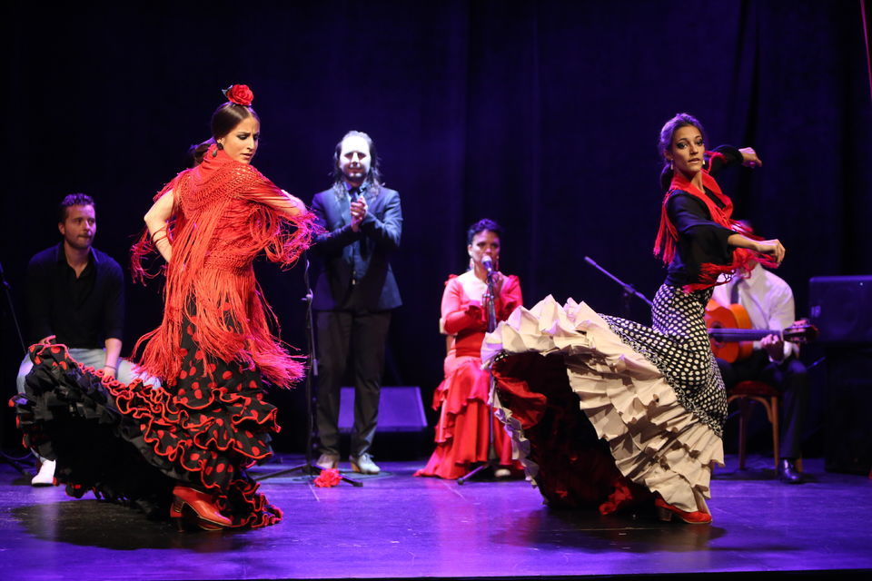 Flamenco (and club nights!) at City Hall Theatre