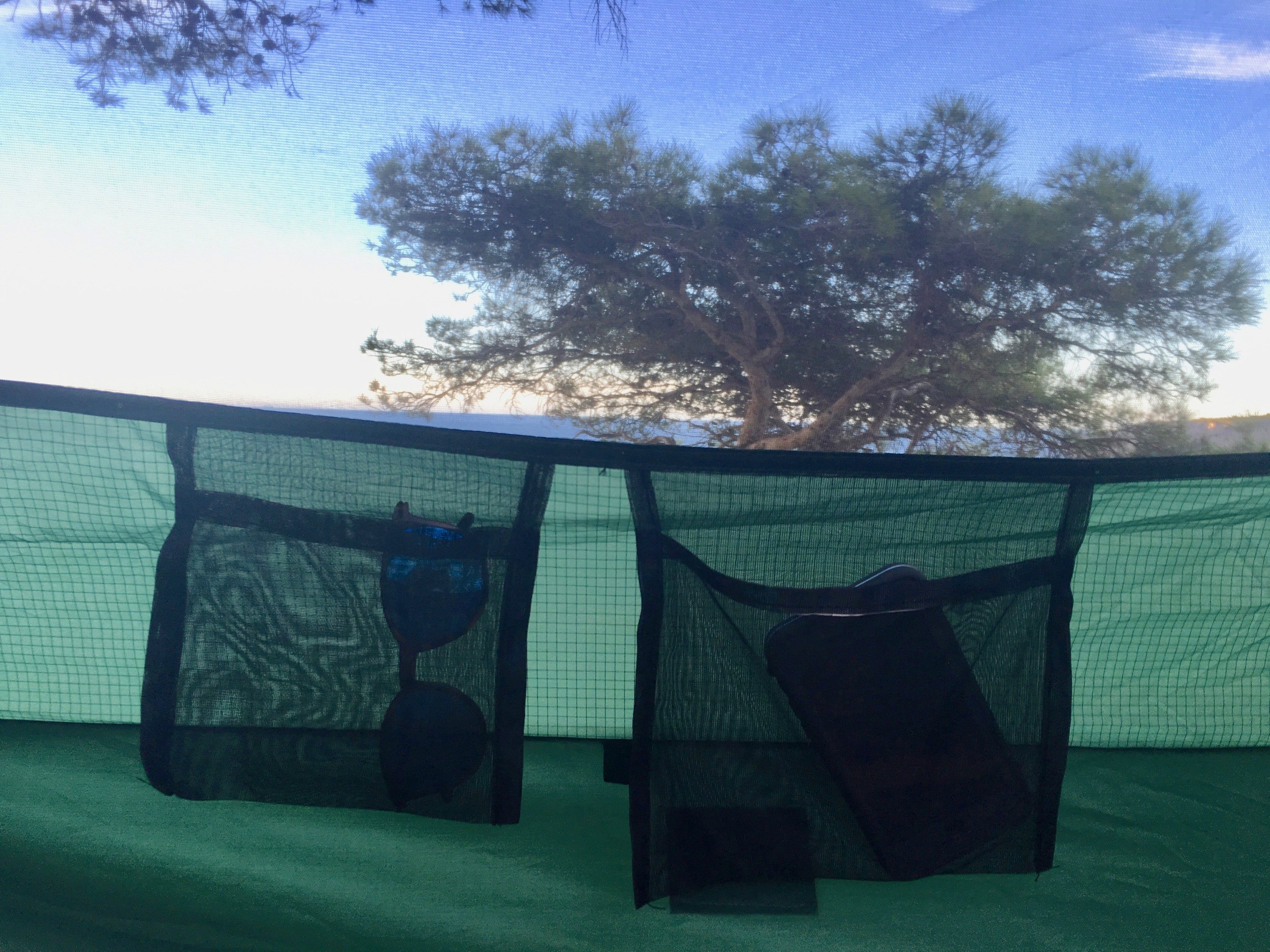 blue ridge camping hammock review