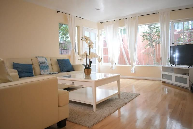 Large 3 bedroom family apartment