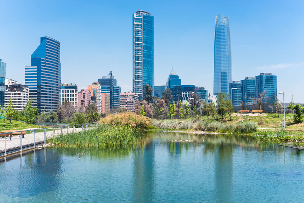 Las Condes ttd Santiago Chile