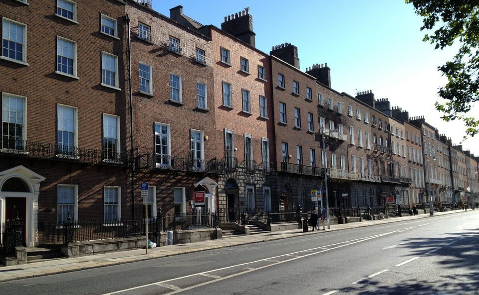 Learn about the dark past of Dublins tenement slums
