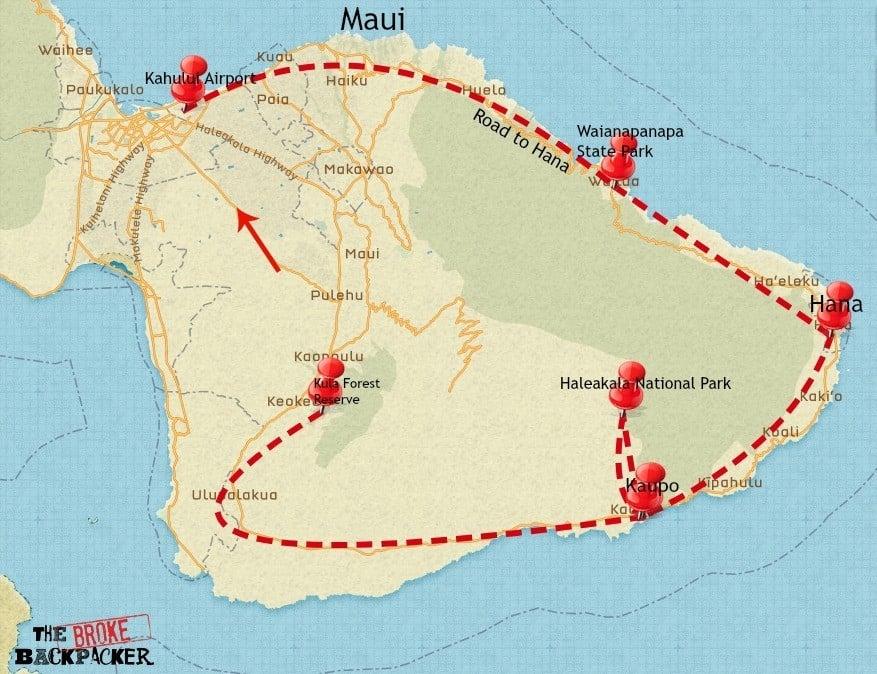 hawaii itinerary 10 days
