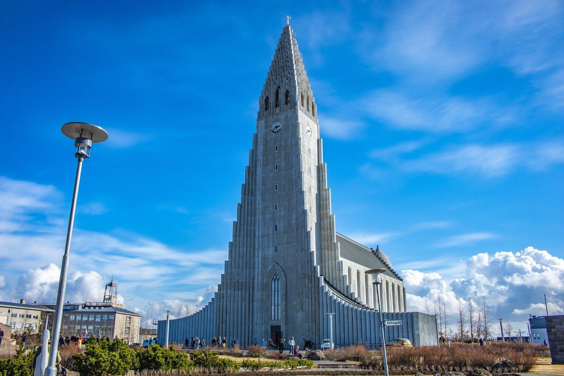 Midborg, Reykjavik