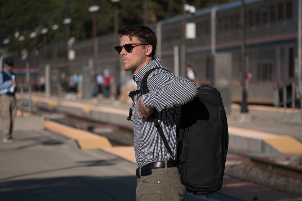 best travel backpack Nomatic travel bag