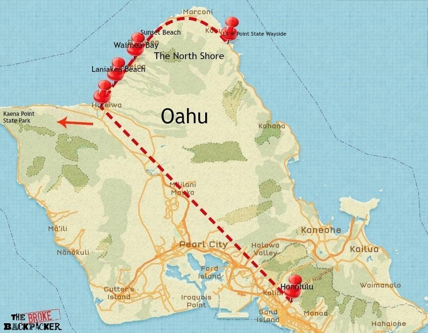 Hawaii 14 day itinerary
