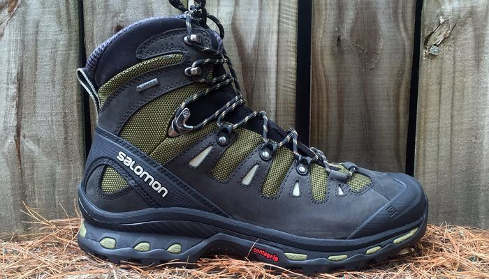 traction and hiking boots