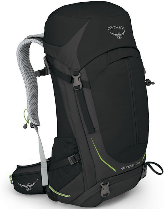 Osprey Stratos 36 review!