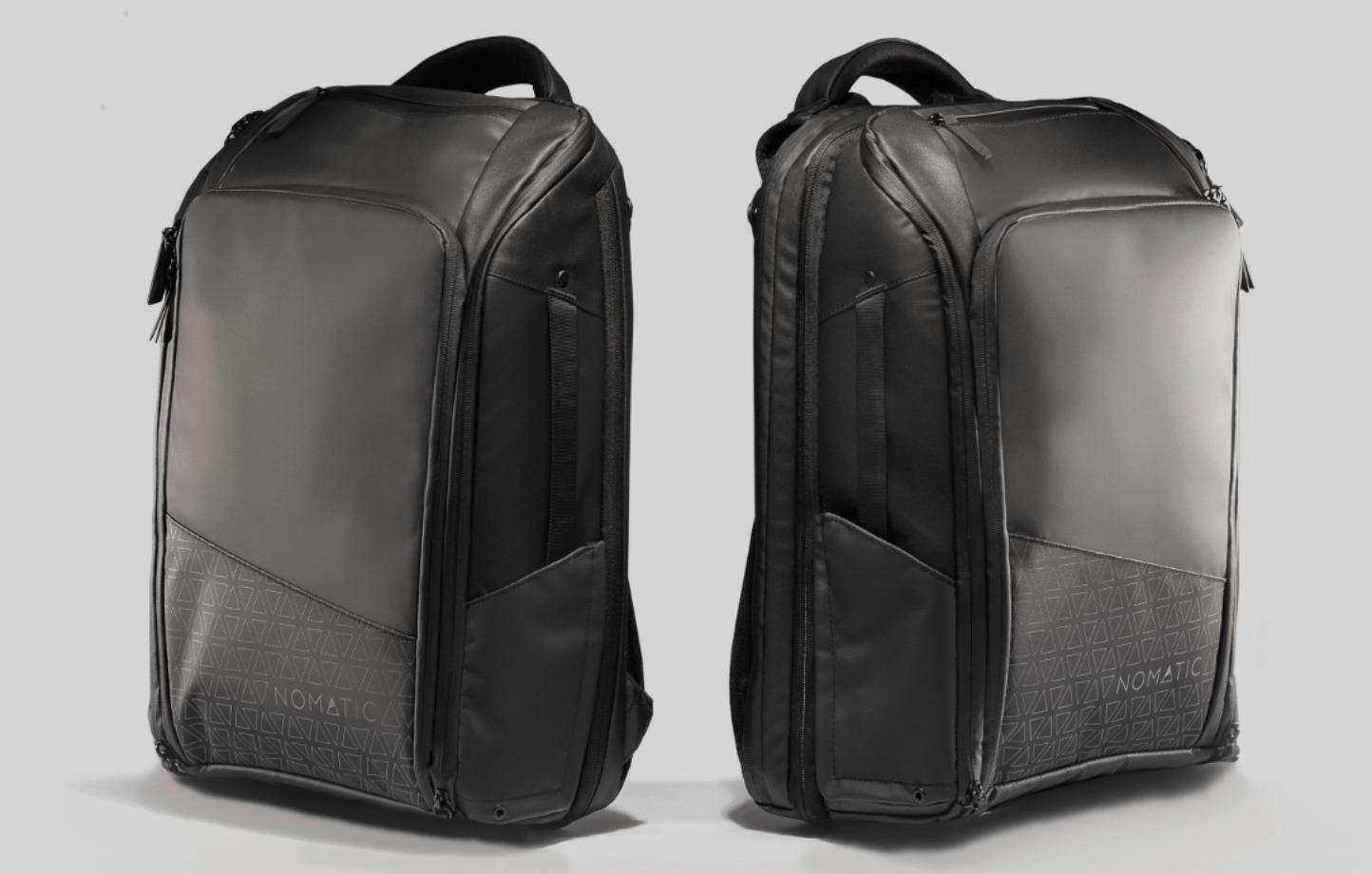 nomatic backpack and nomatic travel