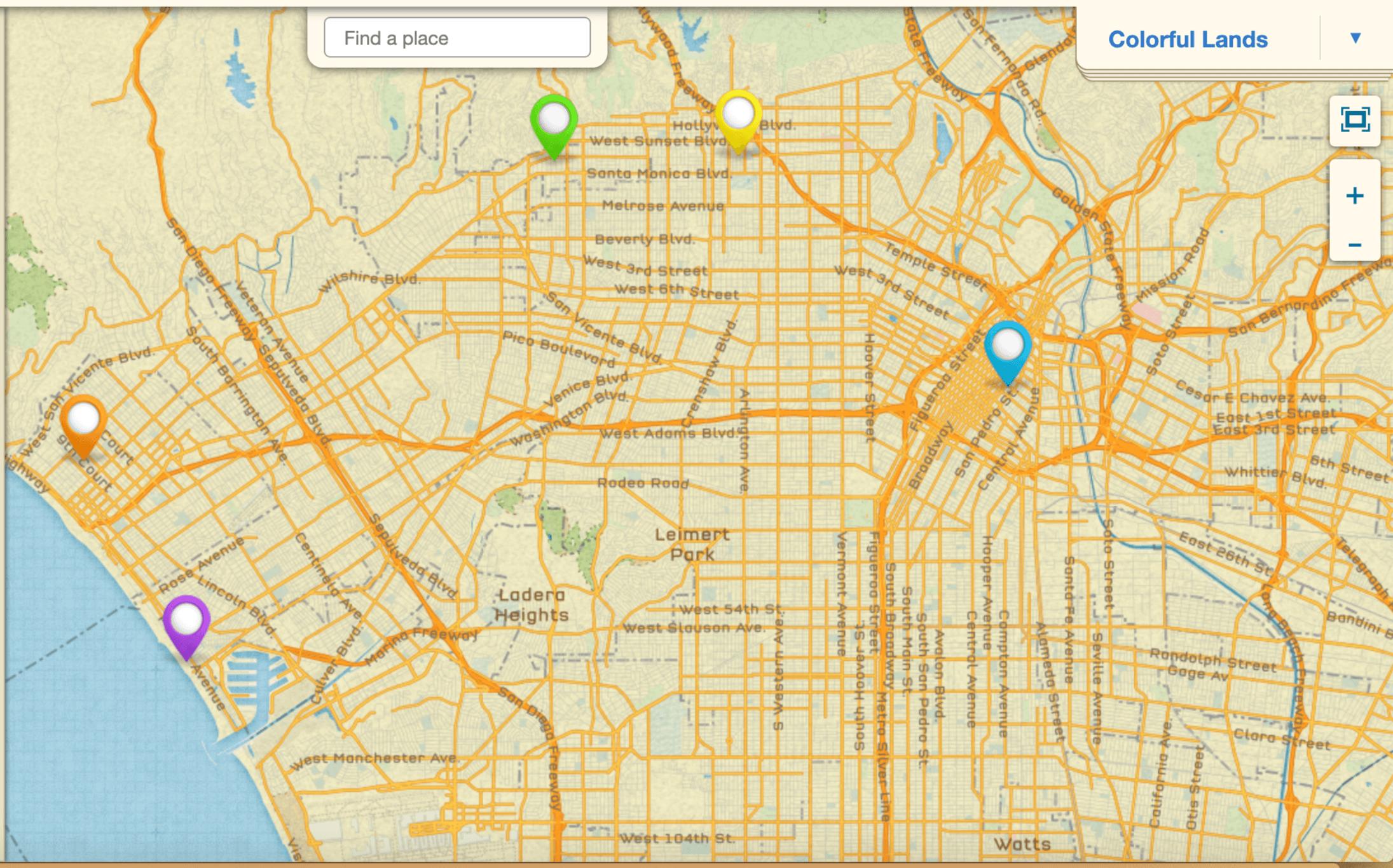 Los Angeles Neighborhood Guide
