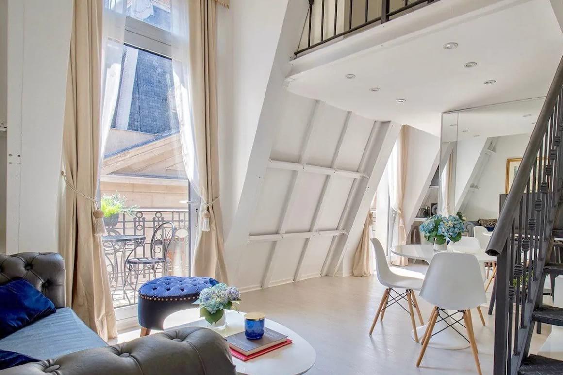 Stunning and Unique Loft