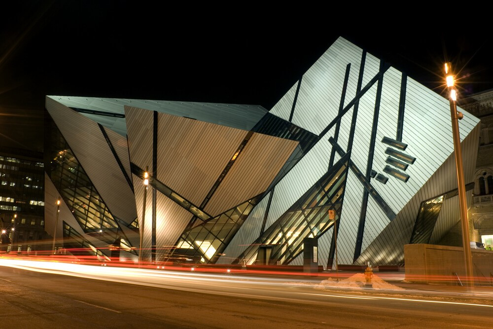 Toronto Midtown Royal Ontario Museum