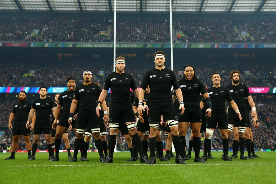 All Blacks rugby match - a top thing to see in New Zealand