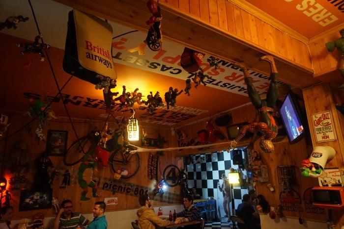 Bars in Medellin