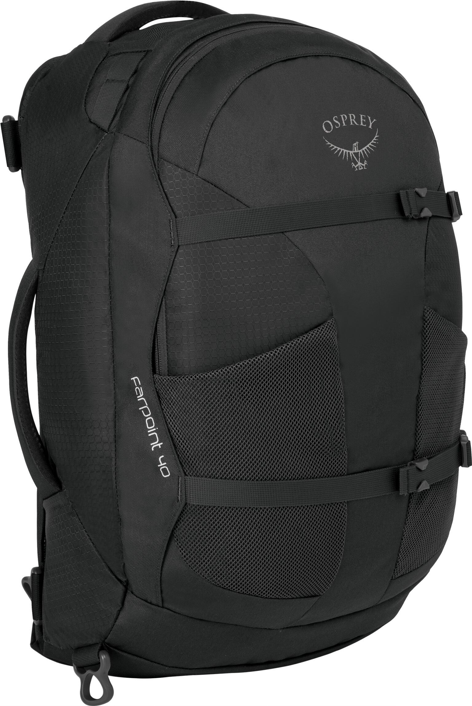Osprey Farpoint 40 vs Porter 46 review